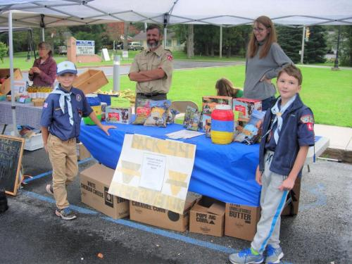 PGM Scouts Pack 44
